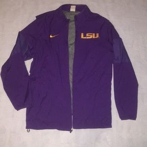 Nike Jackets & Coats - LSU jacket